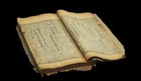 Stara Chińska książka fotografia stock