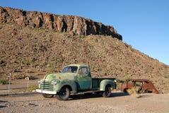 stara ciężarówka. Zdjęcie Royalty Free
