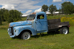 stara ciężarówka obrazy stock