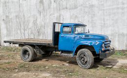 stara ciężarówka Zdjęcia Stock