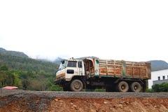 stara ciężarówka Obraz Stock