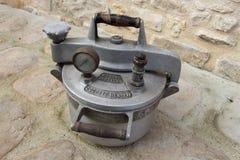 Stara ciśnieniowa kuchenka Henri IV Zdjęcia Stock