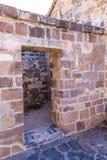 Stara ściana Nad morze Obraz Royalty Free