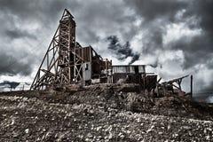 stara Colorado kopalnia złota Zdjęcia Royalty Free
