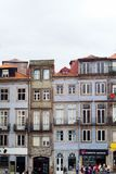 Stara część Porto, Portugalia Zdjęcia Stock