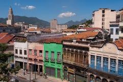 Stara część Rio De Janeiro zdjęcia stock