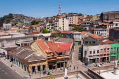 Stara część Rio De Janeiro fotografia royalty free