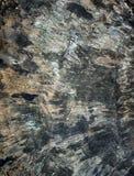 Stara czarna drewniana tekstura dla tła Obrazy Stock