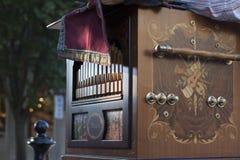 Stara czas muzyki maszyna Obraz Royalty Free