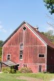 stara czerwona stodoła Obraz Stock