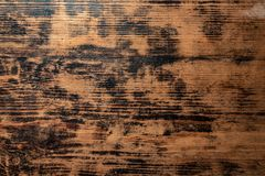 Stara deska, stary meble, przywrócenie zdjęcie stock