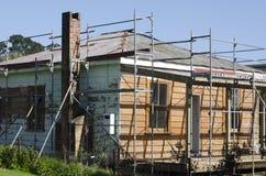 Stara dom naprawa Zdjęcie Royalty Free