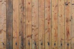 Stara drewna ogrodzenia tekstura Obrazy Royalty Free