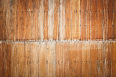 Stara drewniana ścienna tekstura Fotografia Royalty Free