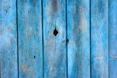 Stara Drewniana deski ściana Fotografia Stock