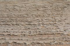 Stara Drewniana deski tekstura na Pociemniałym słońcu zdjęcia royalty free