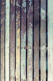Stara Drewniana molo platforma Obraz Stock