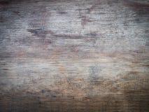 Stara drewniana stół powierzchni tekstura Fotografia Royalty Free