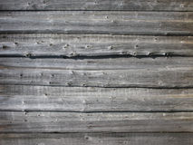 stara drewniana szopy do ściany Obrazy Royalty Free