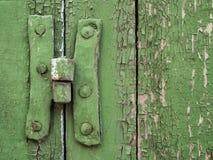 Stara drewniana tekstura i stara farba zdjęcia stock