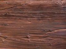 Stara drewniana tekstura nieregularna obrazy royalty free