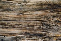 Stara drewniana tekstura z kępkami zdjęcie stock