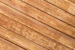 Stara drewniana tekstura z naturalnymi wzorami Fotografia Royalty Free