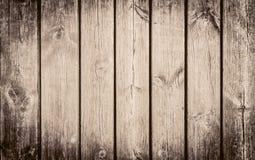 Stara drewniana tekstura z naturalnymi wzorami Obrazy Stock
