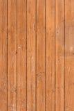 Stara drewniana wieśniak ściana Obraz Royalty Free