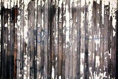Stara drewno ściana Zdjęcia Royalty Free