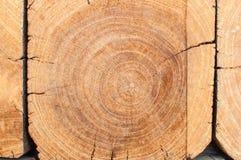 Stara drewno powierzchnia jasna Obrazy Stock