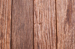 Stara drewno powierzchnia jasna Fotografia Royalty Free