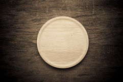 Stara drewno powierzchnia jasna Zdjęcia Stock