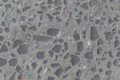 Stara droga brukująca z kamieniami lub brukuje Obraz Royalty Free