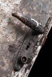 stara drzwiowa rękojeść Obraz Royalty Free