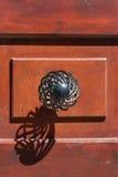 Stara drzwiowa rękojeść Zdjęcia Stock