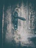 stara drzwiowa zapadka obrazy royalty free