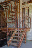 Stara elektrownia Fotografia Stock