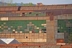 Stara fabryka Zdjęcie Stock