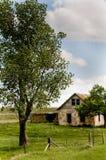 Stara farma obrazy royalty free