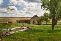 Stara farma zdjęcie royalty free