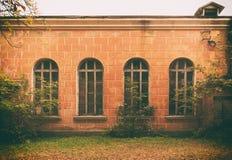 stara fasada Zdjęcia Stock