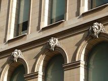 stara fasada budynku obraz stock