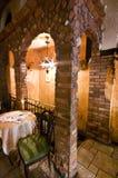 stara fasonująca restauracji Fotografia Royalty Free
