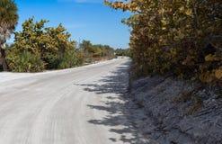 Stara Floryda droga Obrazy Stock