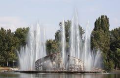 stara fontanna Fotografia Stock