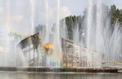 stara fontanna Zdjęcie Royalty Free