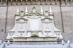 stara fontanna zdjęcia stock