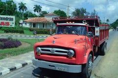 Stara Ford ciężarówka Zdjęcie Royalty Free