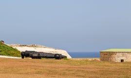 stara forteca Obrazy Stock